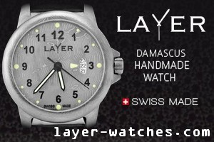 Montres Damas Layer Watches