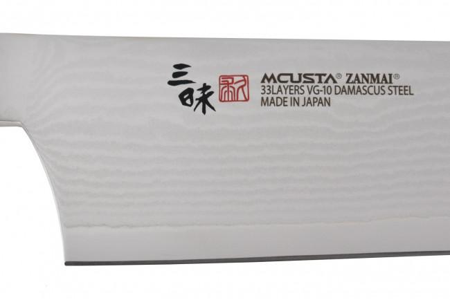 Mcusta HKB3007D - Classic Damas Gyuto 240mm
