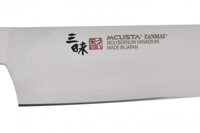 Mcusta HKB3011M - Classic Molybdenum Sujihiki 270mm