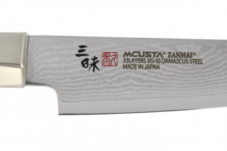 HZ2 3001D Zanmai Hybrid Damas 110mm Petty