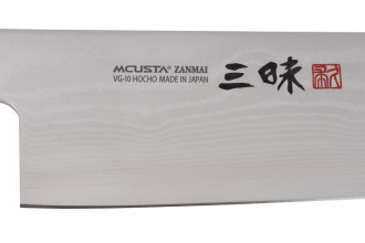 HZ2 3007D Zanmai Hybrid Damas 240mm Gyuto
