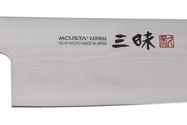 HZ3 3007D Zanmai Hybrid Damas 240mm Gyuto