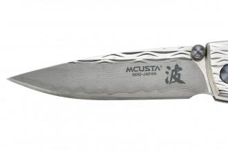 Mcusta MC-111D Nami - Acier Damas