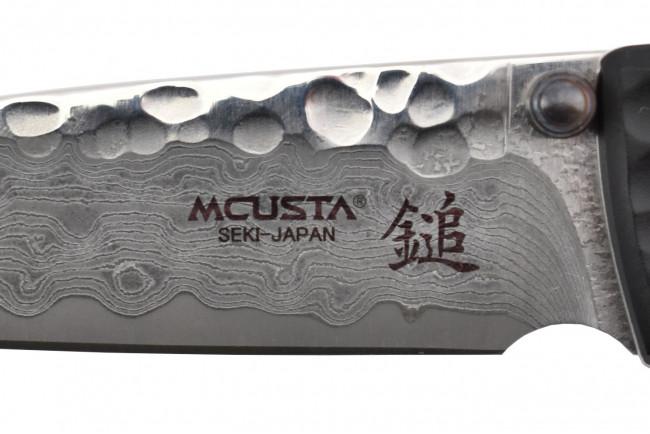 Mcusta MC-114BD Shadow - Lame Damas manche 420j2