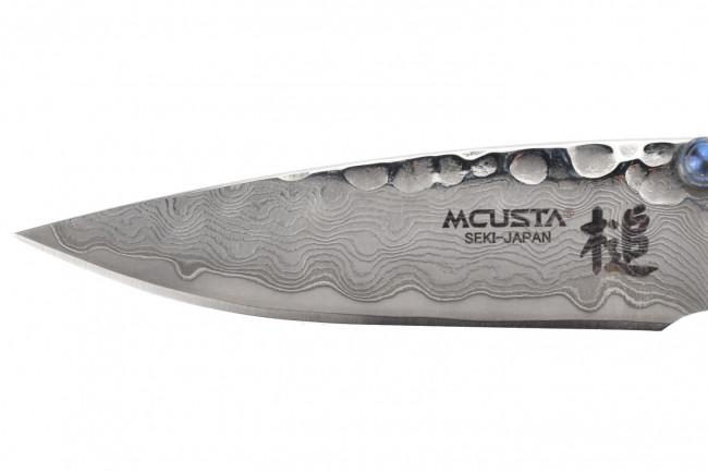 Mcusta MC-114D Tsuchi - Acier Damas