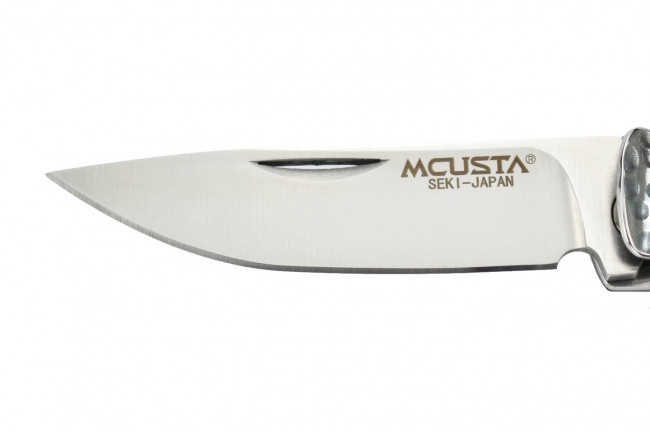 Mcusta MC-154 Bamboo - Micarta vert VG10