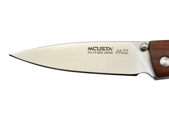 Mcusta MC-171 Jazz - Cocobolo Ébène VG10