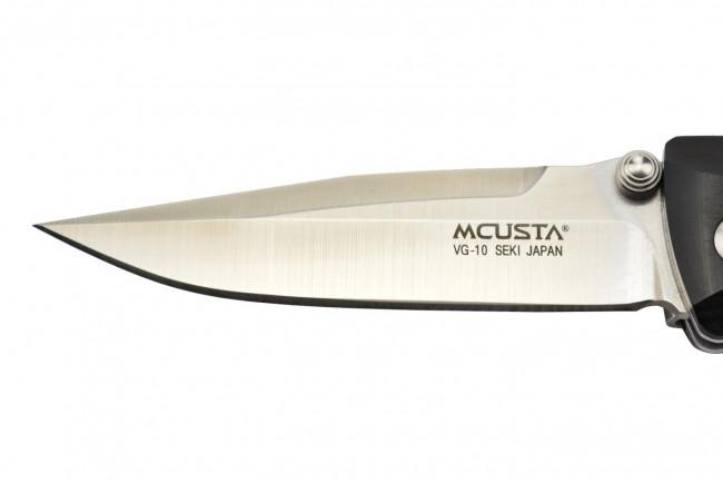 Mcusta MC-17V  - Lame VG10 - Manche Pakka
