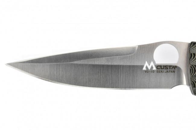 Mcusta MC-184 Rikyu - Micarta vert VG10