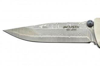Mcusta MC-19D  - Lame Damas - Manche Corian