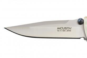 Mcusta MC-19V  - Lame VG10 - Manche Corian