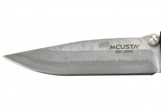Mcusta MC-22D Basic - Micarta Damas