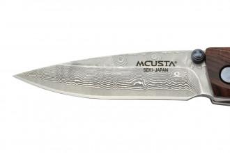Mcusta MC-77DI Tsuchi - Iron wood Damas
