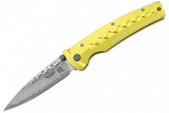Mcusta MC-164D Tsuchi - Aluminium jaune- Damas