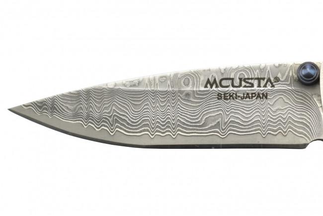 Mcusta MC32DCA Custom Armadillos Lame Damas