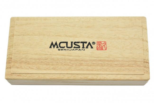 "Mcusta MCPV-002 ""Soho"" Édition limitée Platinium Label"