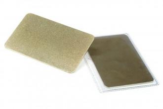 Affuteur diamant grain 300 format carte de crédit